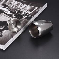 The mini silver urn