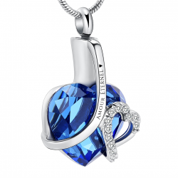 The sapphire of the heart