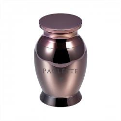 La mini urne stylée prune