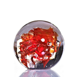 the alpha red sphere