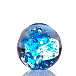 the alpha turquoise sphere