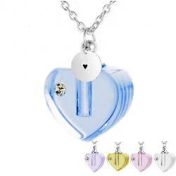The little diamond heart