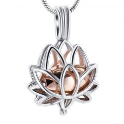 Le lotus de l'âme cuivré