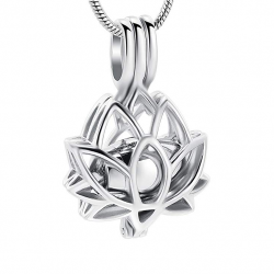 The lotus of the soul silver
