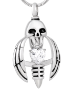 Various cremation pendants, engraved and shipped within 48 hours!